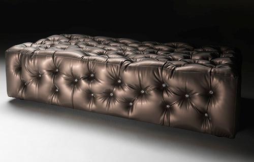 tufted button sofa mart midland tx modern modular la michetta by meritalia sofas