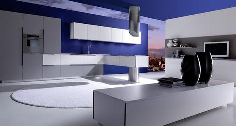New Modern Kitchen Designs By Effeti New Segno & Sinuosa Kitchens