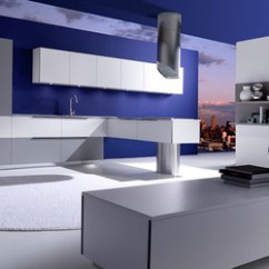 New Kitchen Design Pictures For Walls Modern Designs By Effeti Segno Sinuosa Kitchens 1 Thumb