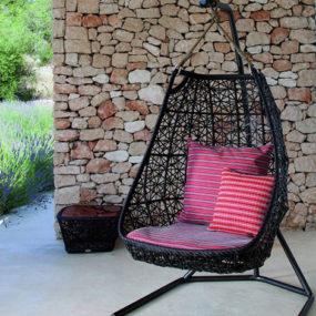 Hanging Dome Chair. Amazing Swingasan Mocha Hanging Chair