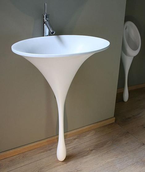 spoon sink modern bathroom sinks by