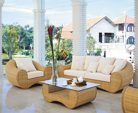 luxury patio furniture from skyline