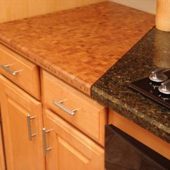 Kitchen Countertop Cover Corner Cabinet Ideas Bamboo From Totally Ecologically Friendly Counter Top Tops