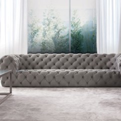 Tufted Leather Sofa Cheap Italian Specialists Preston Exceptional And Chair By Baxter View In Gallery 4 Jpg