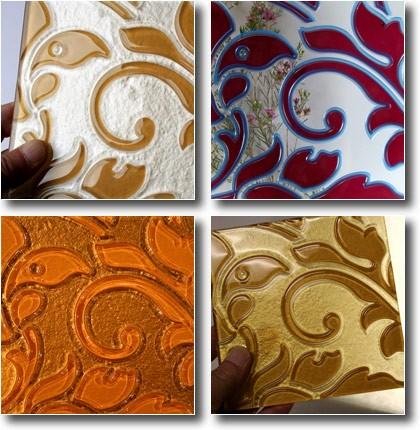 Modern Glass Tiles  customizable tile designs tile colors by Ultraglas to match your decor
