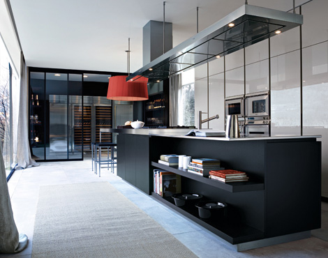 Italian Kitchen Design By Poliform Matrix Varenna Modern