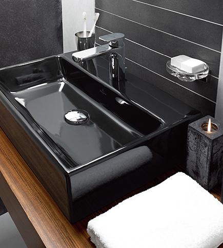 Villeroy  Boch Memento bathroom sink  Minimalist sink design