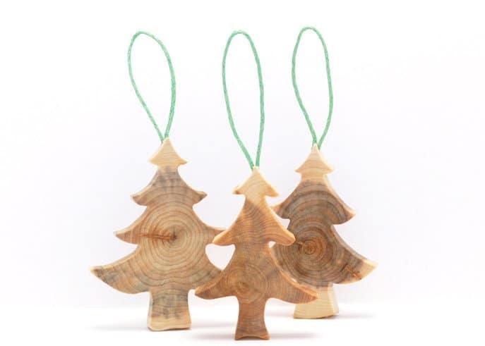 Wood Christmas Decoration