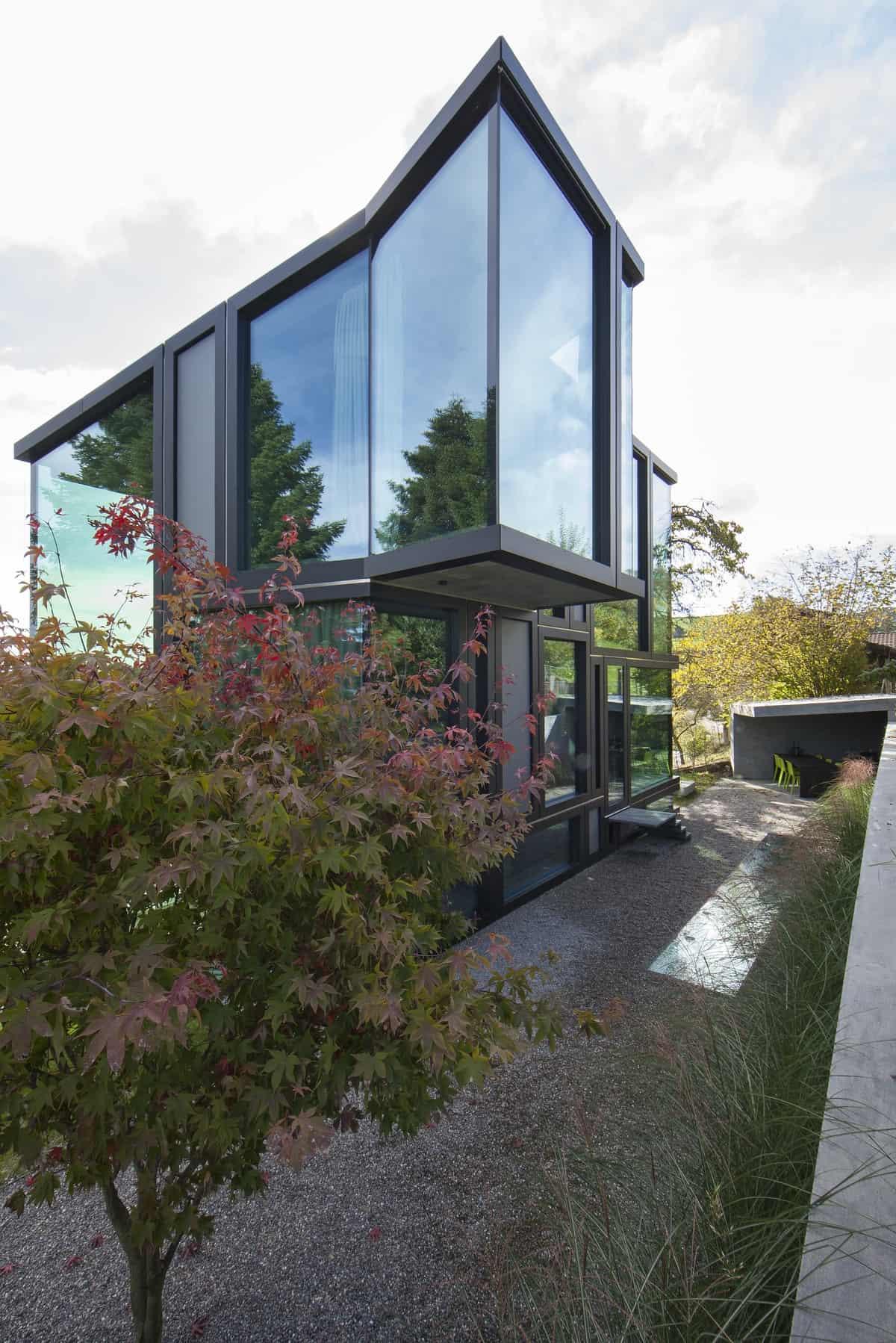 Sloped Land House Plans