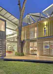 8 Shipping Containers Make Stunning 2-story Home