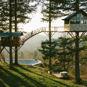 Tree Houses Ideas Trendir