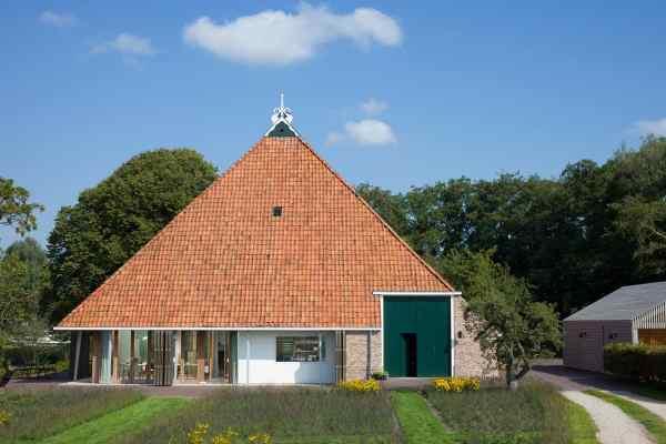 Modern Barn Home Plans