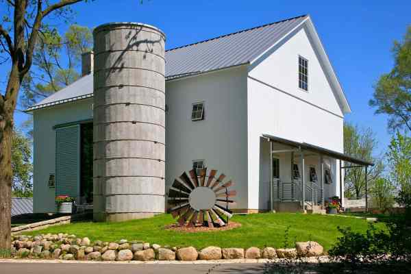 Modern Barn Style Home Plans