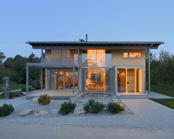 Modern House Design Germany