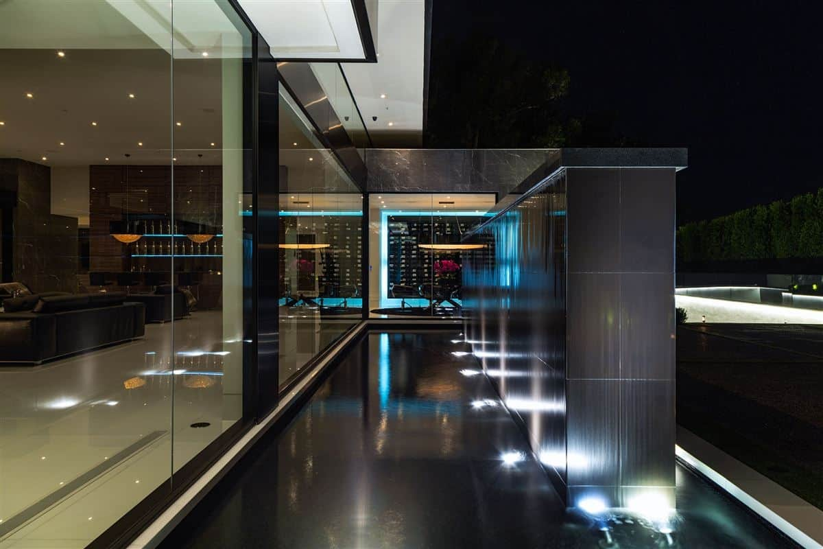 This Modern Masterpiece with Best Views in BelAir and
