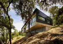 House On Steep Slope