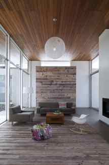 Interior Wood Ceilings and Walls