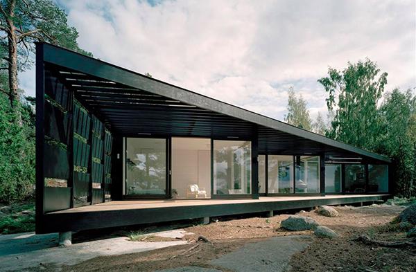 Modern Swedish Homes – Scandinavian Summer Cottage Design