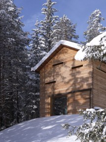 Cozy Mountain Cabins Design