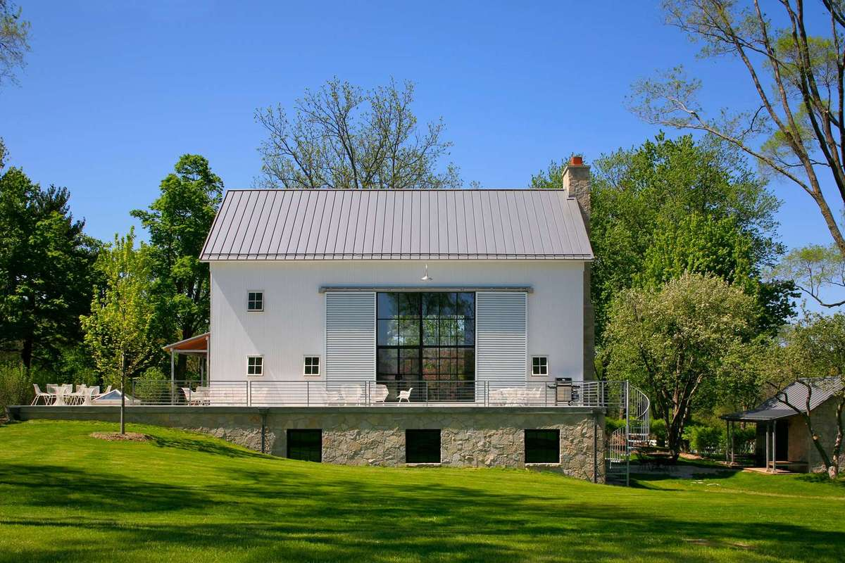 15 Barn Home Ideas For Restoration And New Construction