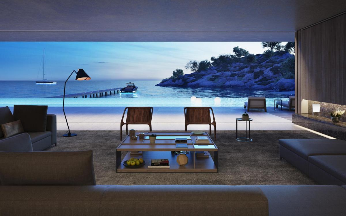 Superhouse Concept by Magnus Strom is Modern Lap of Luxury