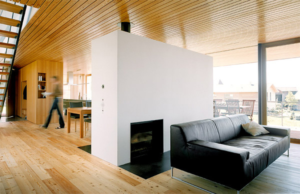 Austrian Wooden Houses Timberclad inside and out