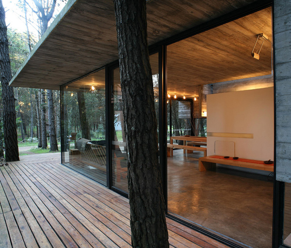 Cottage Home Design  low cost cottage in Argentina