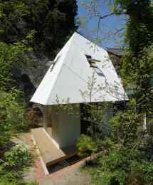 Diamond-Shaped House Plans