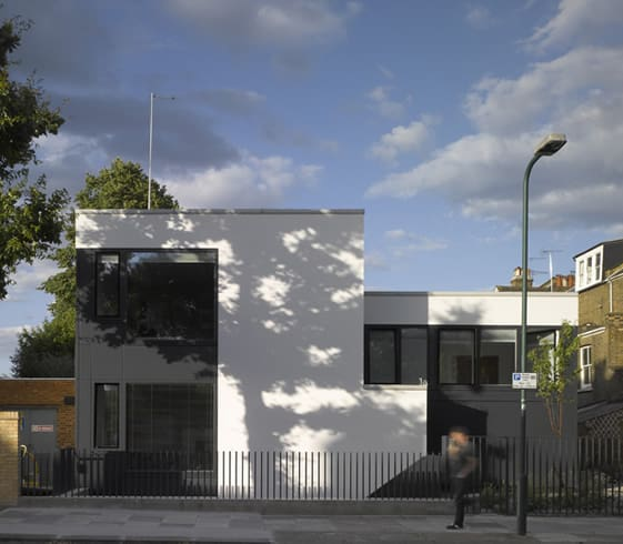 Concrete Home Plans Industrial Style Architecture