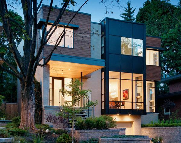 Contemporary Gallery Style Home In Ottawa's Urban Core
