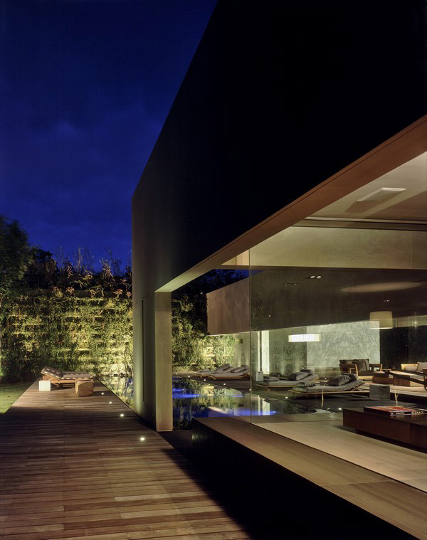 Modern Mexican House : modern, mexican, house, House, Entertaining, Mexico