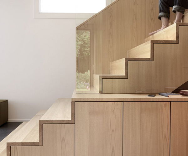 Contemporary Swiss Architecture in Timber