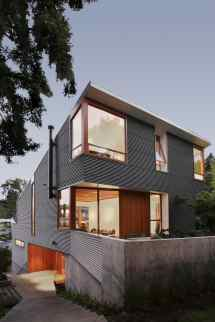 Corrugated Steel House Designs