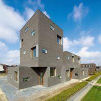 Brick Houses Ideas - Trendir