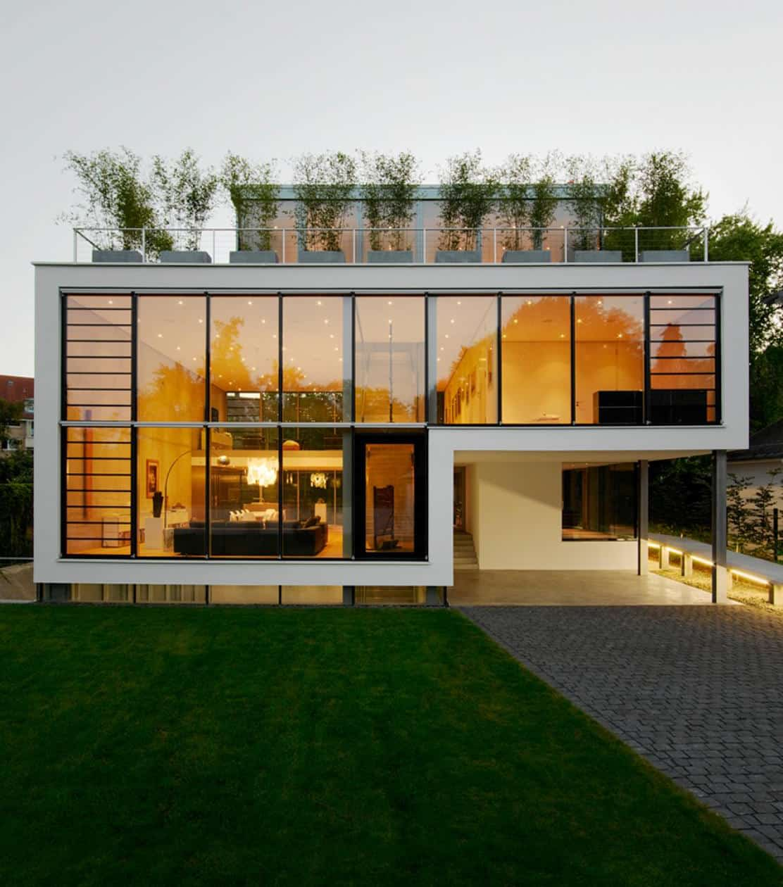 Modern Exterior Shutters For A Stylish Facade