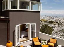 Home Updated with Modern Interiors, Rooftop Garden and ...