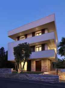 Italian Exterior House Designs