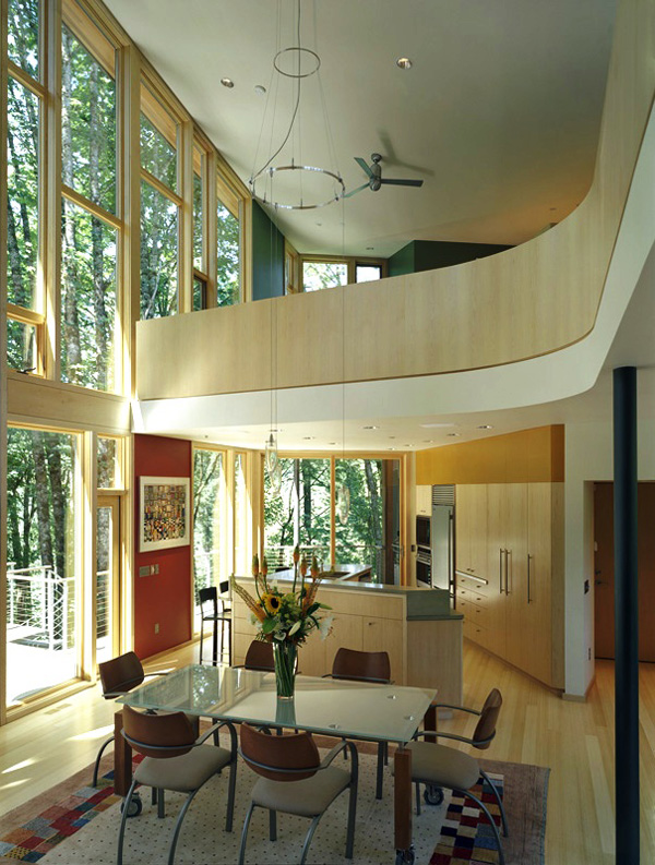 Organic Architecture Natural House Design With Unusual