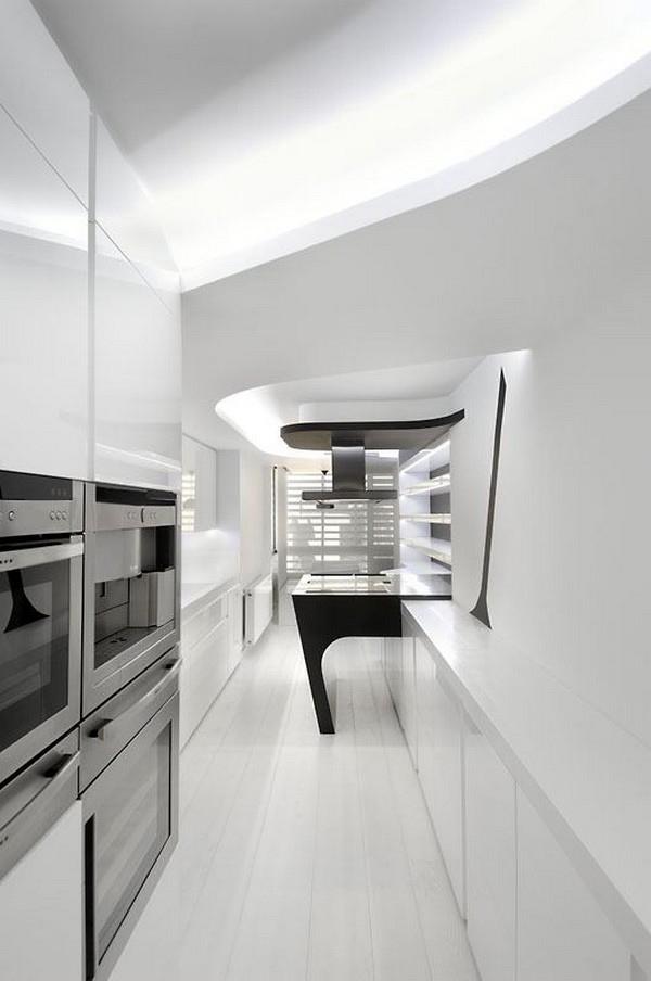 Minimalist Home Interior Architecture By Spanish Firm A Cero