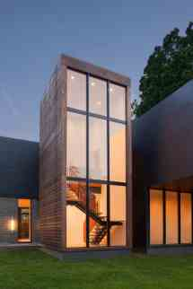 Box House Design Architecture