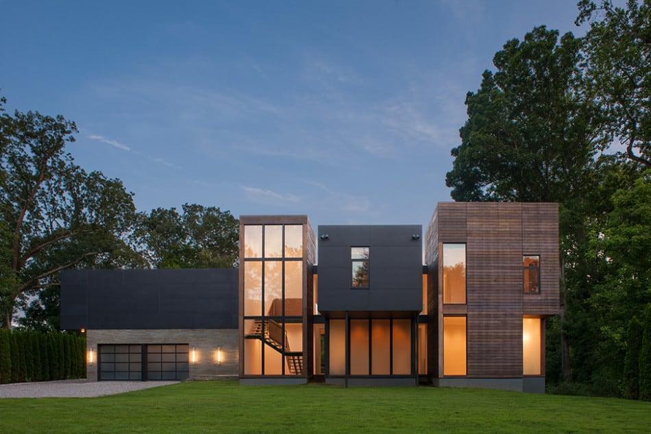 Modern Box House Design House Modern