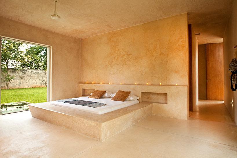 Modern Haciendastyle Guest House