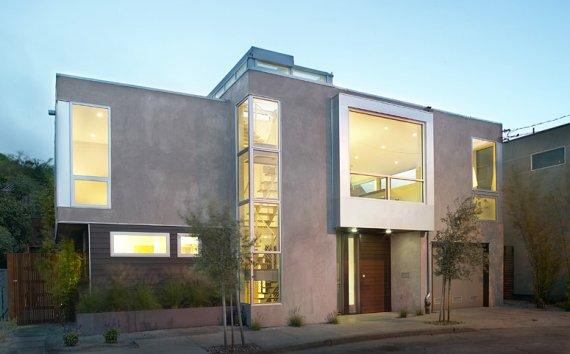 Contemporary Urban House Design In San Francisco Embracing