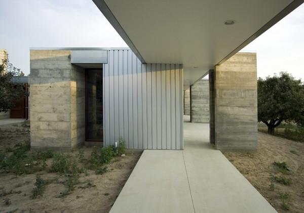 Prefabricated Concrete Home In Sonoma County Ca Aligned