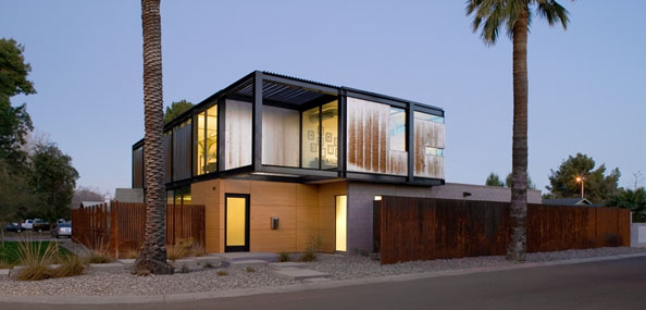 Arizona Desert Homes – Modern Arizona Architecture