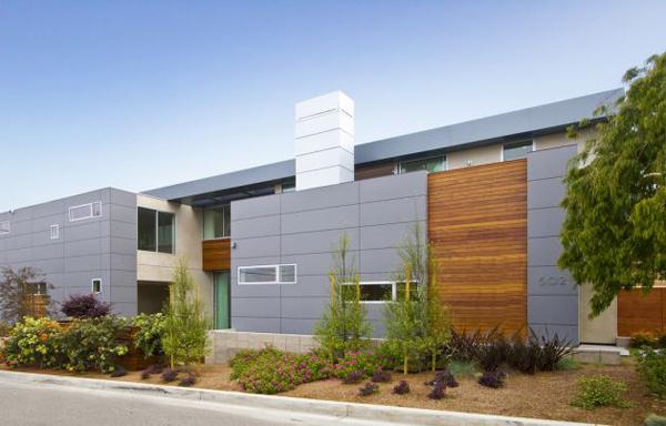 Eco Home Design Makes A Striking Statement