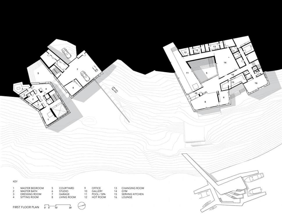 Underground House Plans 4 Bedroom