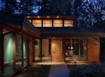 Wood House!
