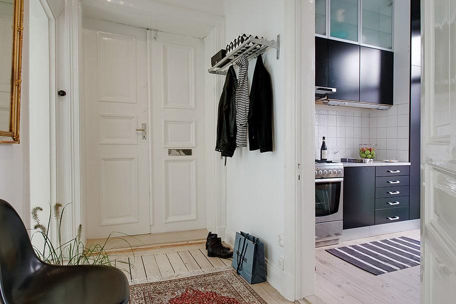 Renovated Heirloom Apartment Combines Original Details