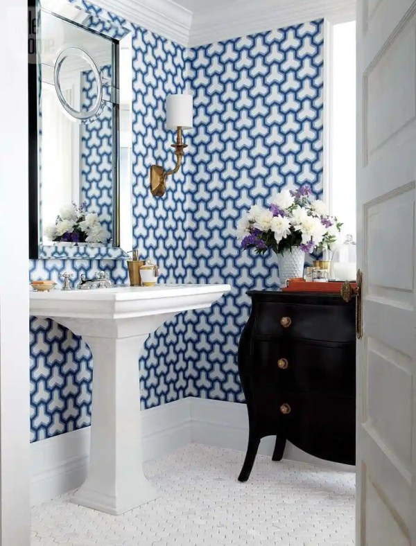 Modern Small Bathroom Ideas Dramatic Design